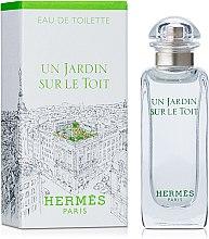 Profumi e cosmetici Hermes Un Jardin sur le Toit - Eau de toilette (mini)