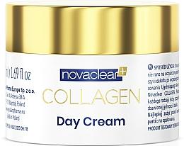 Profumi e cosmetici Crema viso da giorno al collagene - Novaclear Collagen Day Cream