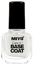 Profumi e cosmetici Base Coat - Miyo Care It Base Coat