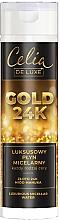 Profumi e cosmetici Acqua micellare - Celia De Luxe Gold 24k
