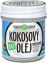 Profumi e cosmetici Olio di cocco inodore - Purity Vision Bio Coconut Oil