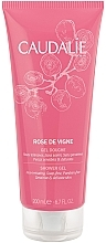 """Profumi e cosmetici Gel doccia """"Rosa"""" - Caudalie Vinotherapie Rose De Vigne Shower Gel"""
