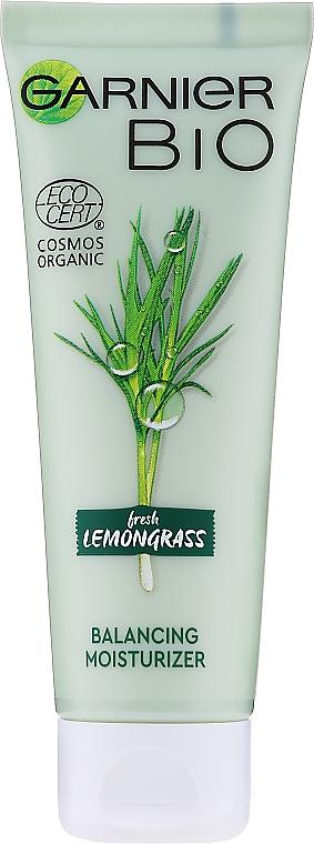 Crema viso idratante alla citronella - Garnier Bio Fresh Lemongrass