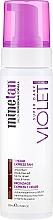 Profumi e cosmetici Schiuma abbronzante - MineTan 1 Hour Tan Violet Self Tan Foam