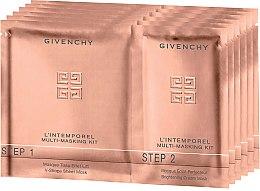 Profumi e cosmetici Maschera viso - Givenchy L'Intemporel Multi-Masking Kit