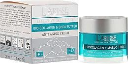 Profumi e cosmetici Crema antirughe al collagene e burro di karité 55+ - Ava Laboratorium L'Arisse 5D Anti-Wrinkle Cream Bio Collagen + Shea Butter