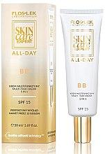 Profumi e cosmetici BB Crema multifunzionale - Floslek Skin Care Expert All-Day BB Cream