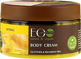 """Profumi e cosmetici Crema corpo """"Lifting"""" - Eco Laboratorie Lifting Body Cream"""