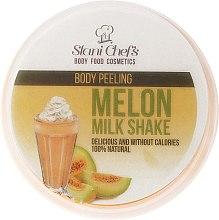 Profumi e cosmetici Scrub corpo - Hristina Stani Chef'S Melon Milk Shake Body Peeling