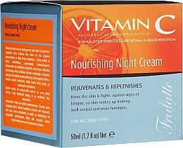 Profumi e cosmetici Crema viso nutriente da notte - Frulatte Vitamin C Nourishing Night Cream
