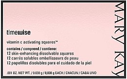 Profumi e cosmetici Strisce viso attivatori - Mary Kay TimeWise Activating Squares