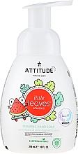 """Profumi e cosmetici Sapone mani """"Anguria e Cocco"""" - Attitude Foaming Hand Soap Watermelon & Coco"""