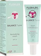 Profumi e cosmetici Crema viso normalizzante da giorno - FlosLek Balance T-Zone Normalizing Day Cream SPF 10