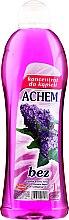 """Profumi e cosmetici Concentrato liquido da bagno """"Lilla"""" - Achem Concentrated Bubble Bath Lilac"""