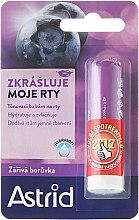 Profumi e cosmetici Balsamo per le labbra - Astrid Lip Balm Bright Blueberry
