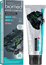 """Profumi e cosmetici Dentifricio """"Sistema tripla di sbiancamento smalto"""" - Biomed White Complex"""
