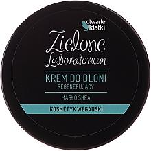 """Profumi e cosmetici Crema mani rivitalizzante """"Burro di Karité"""" - Zielone Laboratorium"""