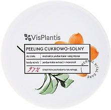 "Profumi e cosmetici Peeling corpo ""Mate tea and monoi oil"" - Vis Plantis Sugar & Salt Body Scrub"
