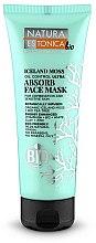 Profumi e cosmetici Maschera purificante per viso, muschio islandese - Natura Estonica Iceland Moss Face Mask