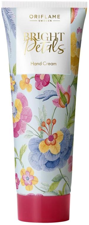 """Crema mani """"Bouquet di primavera"""" - Oriflame Bright Petals Hand Cream"""