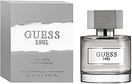 Profumi e cosmetici Guess 1981 For Men - Eau de toilette