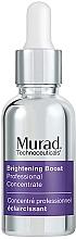 Profumi e cosmetici Siero viso illuminante - Murad Technoceuticals Brightening Boost Professional Concentrate