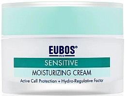 Profumi e cosmetici Crema viso - Eubos Med Sensitive Moisturizing Cream