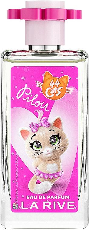 La Rive 44 Cats Piilou - Eau de Parfum per bambini
