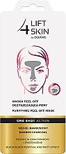 Profumi e cosmetici Maschera esfoliante per la pulizia dei pori - AA Cosmetics Lift 4 Skin Maska Peel-Off