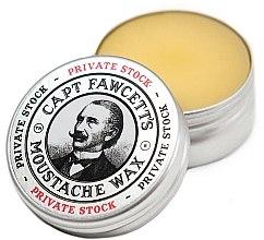 Profumi e cosmetici Cera per baffi - Captain Fawcett Private Stock Moustache Wax