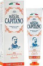Profumi e cosmetici Dentifricio con vitamine ACE - Pasta Del Capitano 1905 Ace Toothpaste Complete Protection