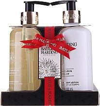 Profumi e cosmetici Set - Baylis & Harding Sweet Mandarine and Grapefruit (h/wash/300ml + b/lot/300ml)