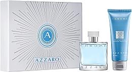 Profumi e cosmetici Azzaro Chrome - Set (edt/50ml + sh/gel/100ml)