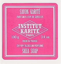 Profumi e cosmetici Sapone - Institut Karite Fleur de Cerisier Shea Soap
