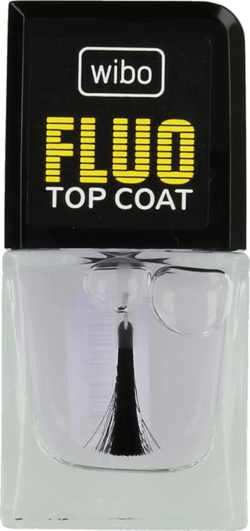 Top Coat - Wibo Fluo Top Coat
