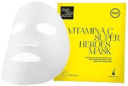 Profumi e cosmetici Maschera schiarente - Diego Dalla Palma Vitamina C Super Heroes Mask