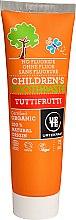 """Profumi e cosmetici Dentifricio per bambini """"Tutti-Frutti"""" - Urtekram Childrens Toothpaste Tuttifrutti"""