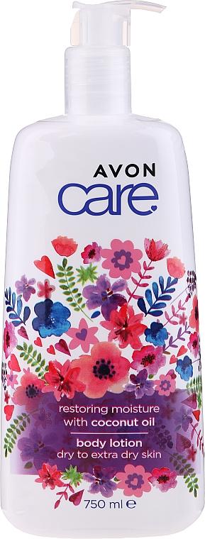Lozione corpo all'olio di cocco - Avon Care Restoring Moisture Body Lotion Spring Edition