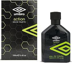 Profumi e cosmetici Umbro Action - Eau de toilette
