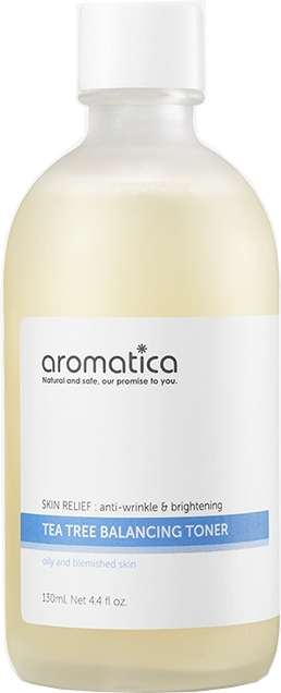 Tonico livellante per viso - Aromatica Tea Tree Balancing Tonico — foto N1