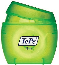 Profumi e cosmetici Filo interdentale, 5 m - TePe Dental Tape Waxed Mint