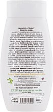Shampoo per corpo e capelli - Bione Cosmetics Avena Sativa Hair and Body Shampoo — foto N2