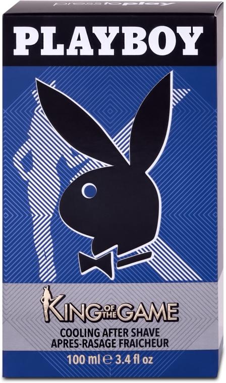 Playboy King Of The Game - Lozione dopobarba