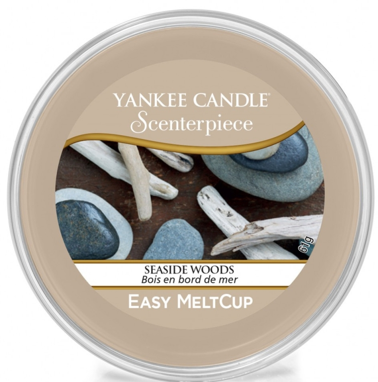 Cera aromatica - Yankee Candle Seaside Woods Melt Cup