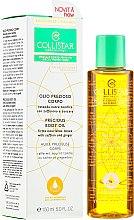 Profumi e cosmetici Olio corpo - Collistar Precious Body Oil Firms Nourishes Tones