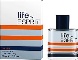 Profumi e cosmetici Esprit Life by Esprit Men - Eau de toilette