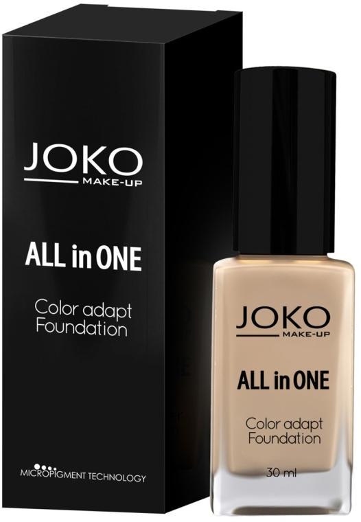 Fondotinta in crema - Joko All In One Foundation
