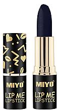 Profumi e cosmetici Rossetto idratante - Miyo Lip Me Lipstick Belladonna
