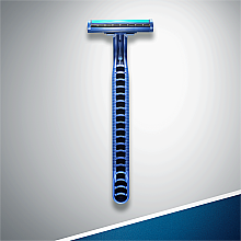 "Set rasoi ""Usa e geta"", 2pz - Gillette Blue II Plus Chromium — foto N8"