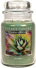Profumi e cosmetici Candela profumata - Village Candle Sea Awaken Candle